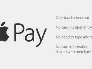 The Future of Payments aka Apple Pay