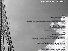 University of Cincinnati DAAP Lecture