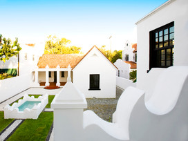 Institute of Classical Architecture Mizner Medal Award for Cape Dutch House