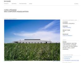 MAG Corporate Headquarters Featured in DIVISARE