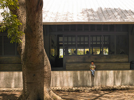 2015 AIA Design Award for Escuelita Buganvilia