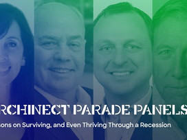 Archinect's Parade Panels