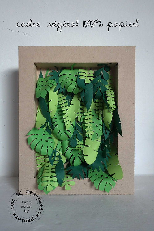 Cadre jungle