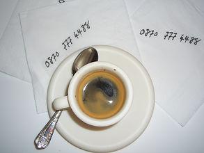 espresso couleurs café