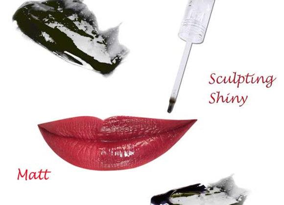 Скульптурирующий блеск для губ