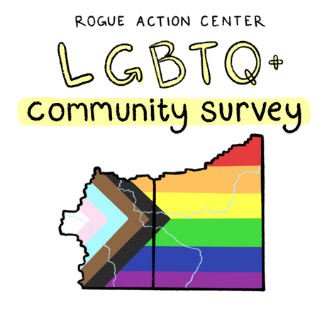 LGBTQ in southern Oregon? We want to hear from you!