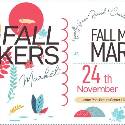 Fall Makers Market - Locally Grown • Raised