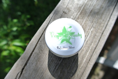 Refreshing Mint Nourish Face & Body Cream and $1 donation - 20ml