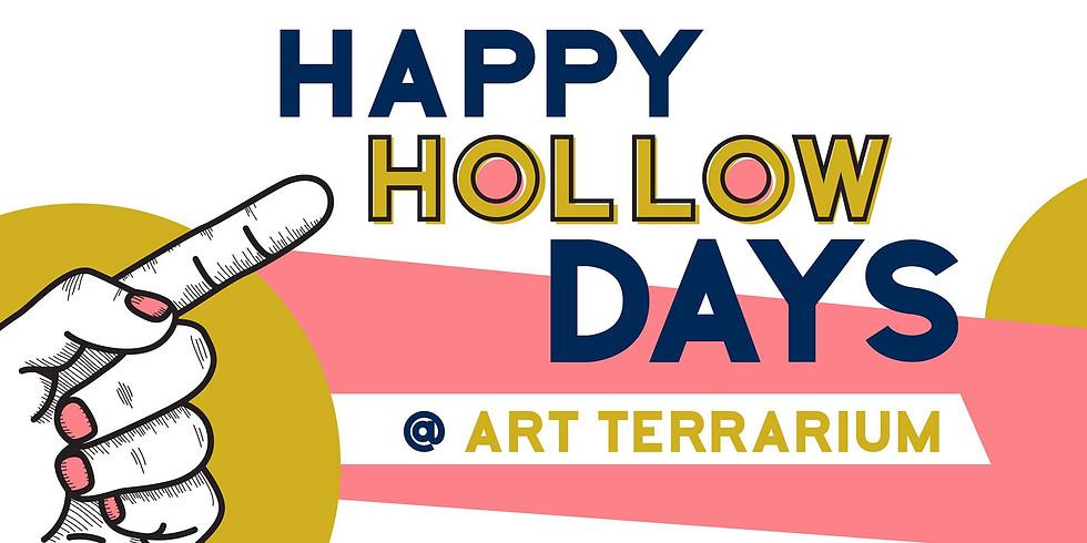 Happy Hollow Days 4 at Art Terrarium