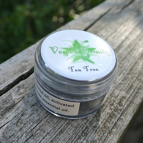 Trial Size Tea Tree Island Ash Moisturizing Cleanser and $1 donation
