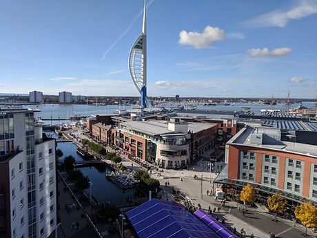 Work Rest and Stay at Gunwharf Quays.jpg