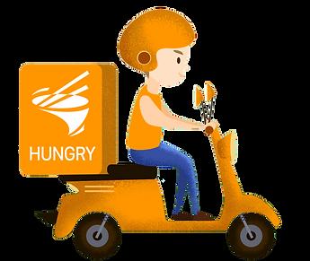 HungryUS Driver