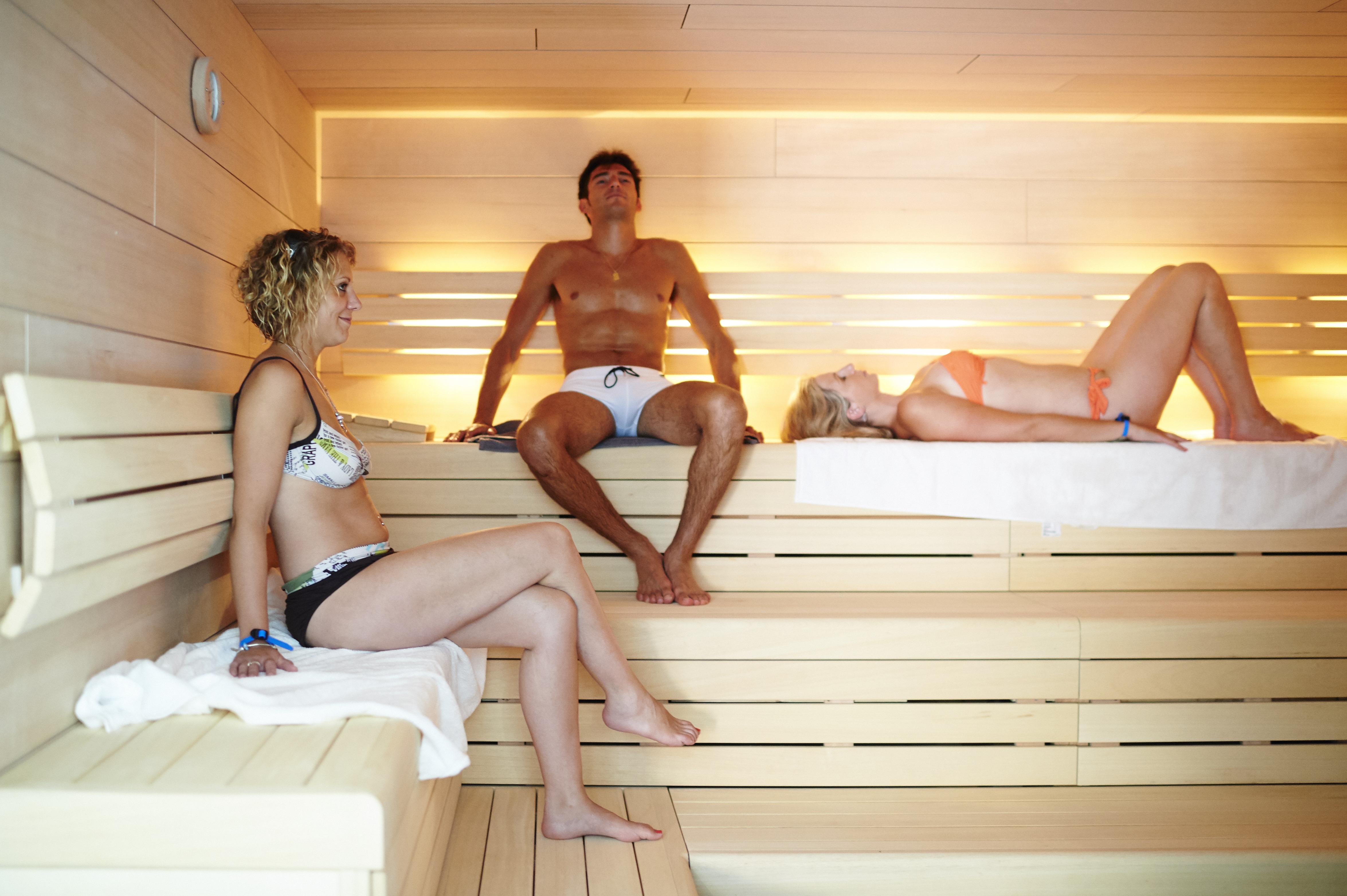 sauna A l'Heure du Bien Etre