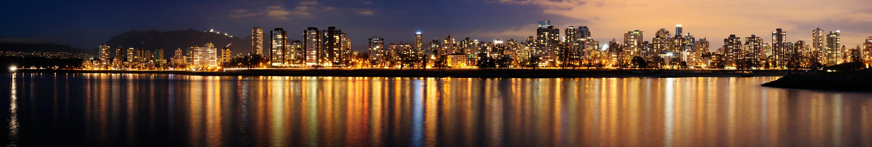 Vancouver british columbia canada energy efficiency