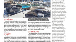 """Article VEOTHERM """"Le journal des entreprises"""""""