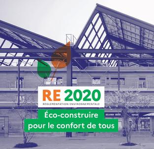 Réglementation environnementale RE2020