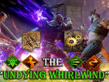 Dragon Age Inquisition: The Undying Whirlwind