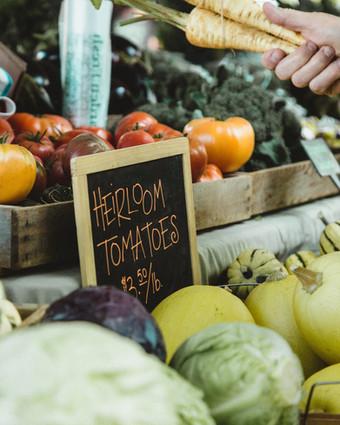Visit Marina del Rey's Farmers Market