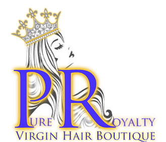 Pure royalty virgn hair extensions about pure royalty virgin hair boutique letters with crown pmusecretfo Image collections