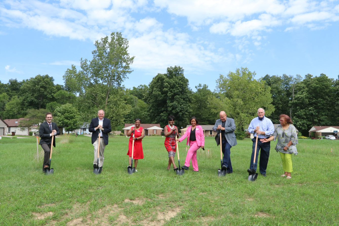 Trotwood Groundbreaking i3Home Designs