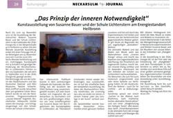 2012 PR-Bericht NSU-Journal