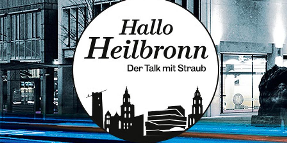 Hallo Heilbronn, Talk mit Straub
