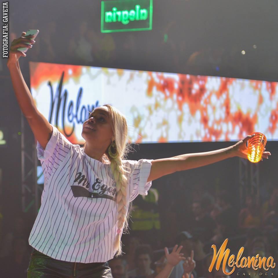 Show - SP - Sao Paulo - Melanina Carioca - 1