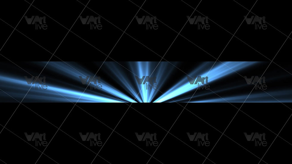 Flare Blue Loop - VA-NC-0026