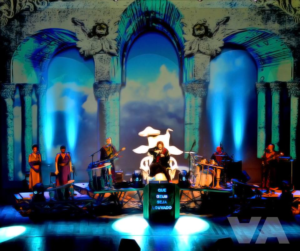 Show - BR - Turne Poderoso Castiga 2014 - 1