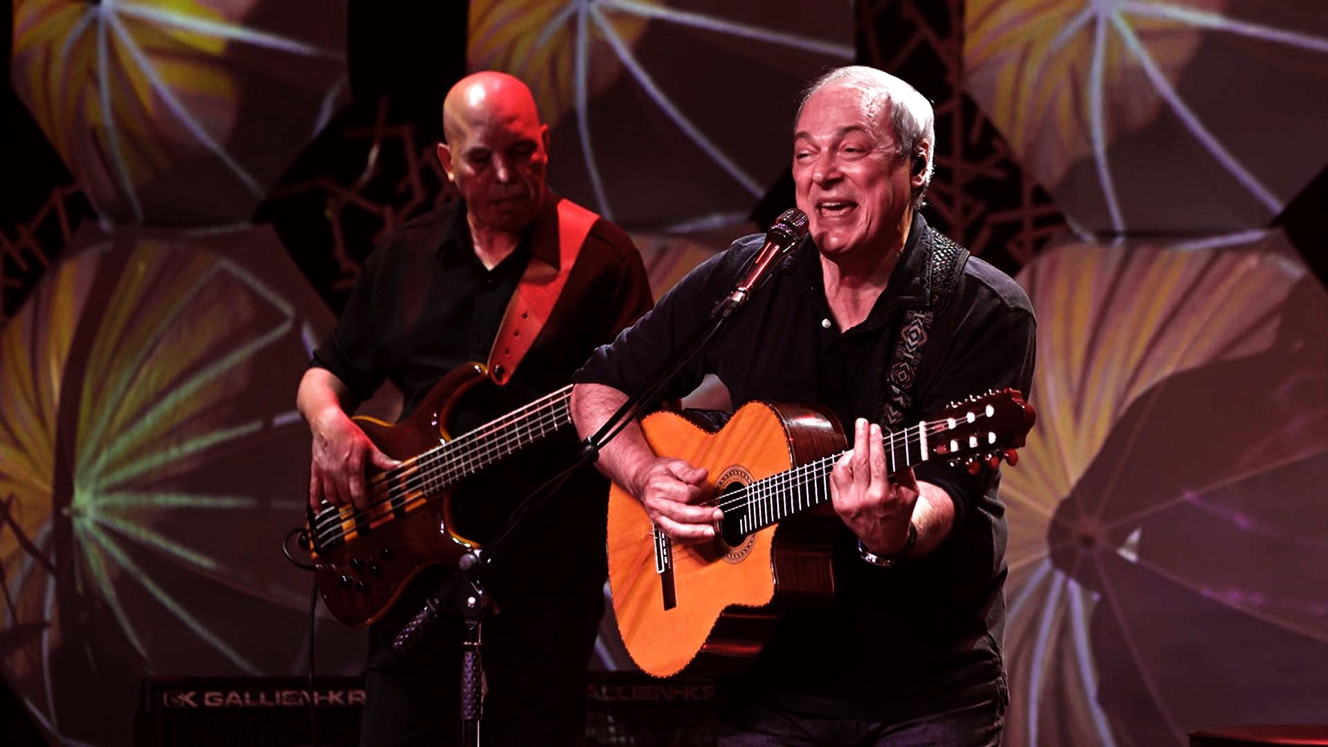 Show - SP - Sao Paulo - Broders - DVD Toquinho 50 Anos - 2
