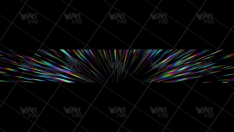 Flare Colorful Loop - VA-NC-0027