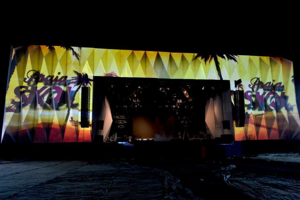 Show - BA - Salvador - Festival de Verao 2012 - 4