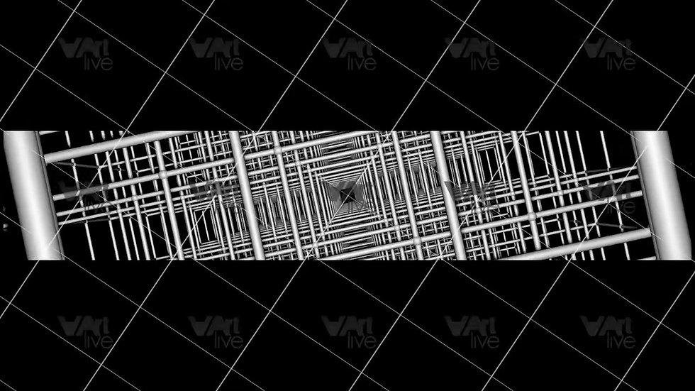 3D Geometric Shapes  Loop - VA-3H-0007