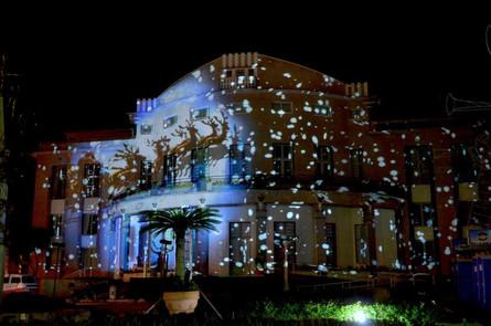 Teatro Carlos Gomes - Blumenau SC