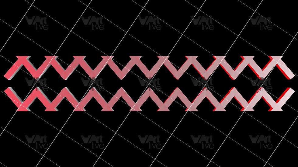 3D Geometric Shapes Loop - VA-3H-0067