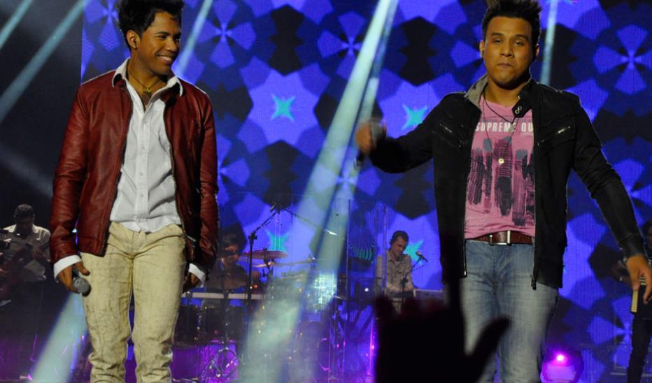 Show - GO - Goiania - Joao Lucas e Marcelo - 1