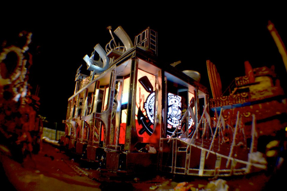Carnaval - SP - Sao Paulo - Gavioes - 3