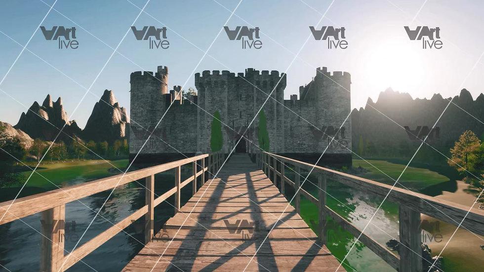 3D Magic Castle  - VA-KM0003