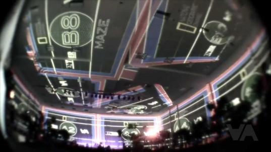 VideoMapping 360graus NATGeo