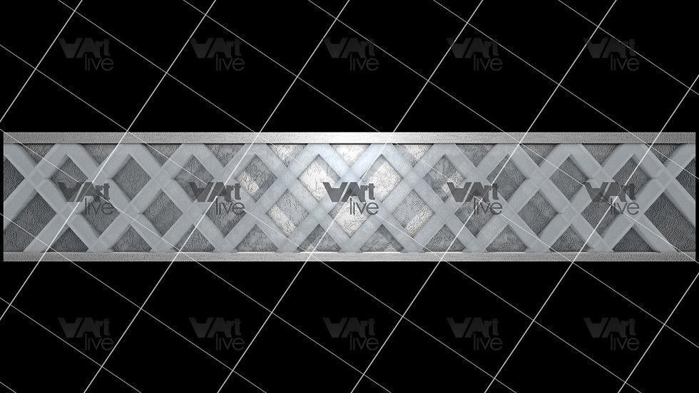 3D Geometric Shapes Loop - VA-3H-0052