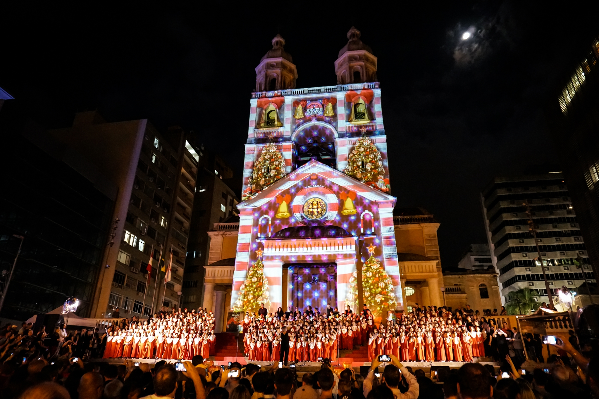 Video Mapping - Natal