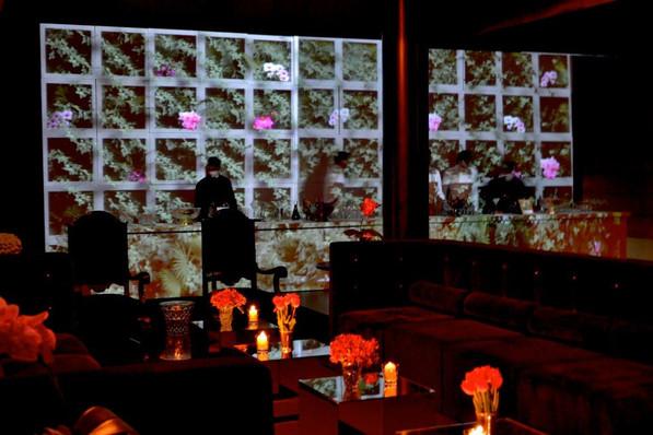 Bar com Jardim Digital