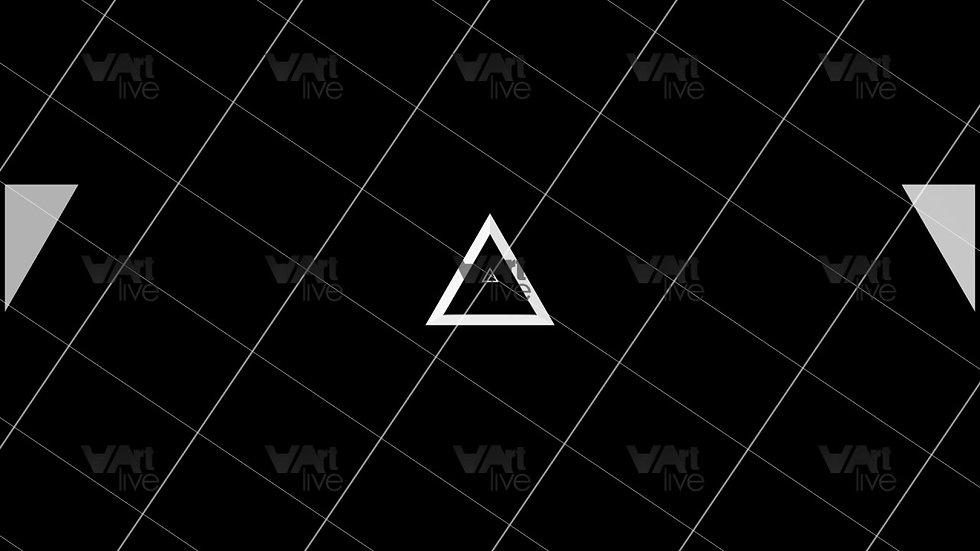 3D Geometric Shapes Loop - VA-3H-0066