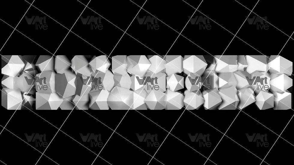 3D Geometric Shapes Loop - VA-3H-0058