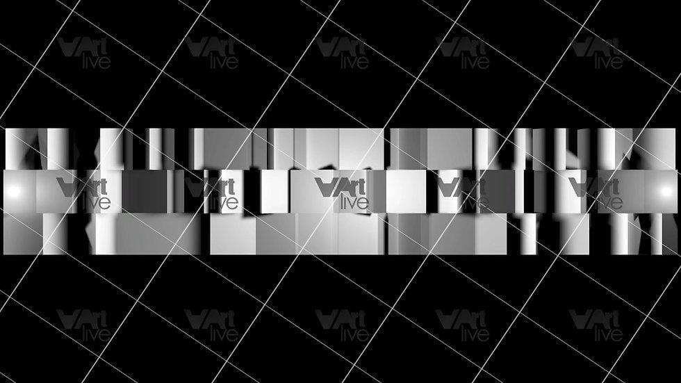 3D Geometric Shapes Loop - VA-3H-0057