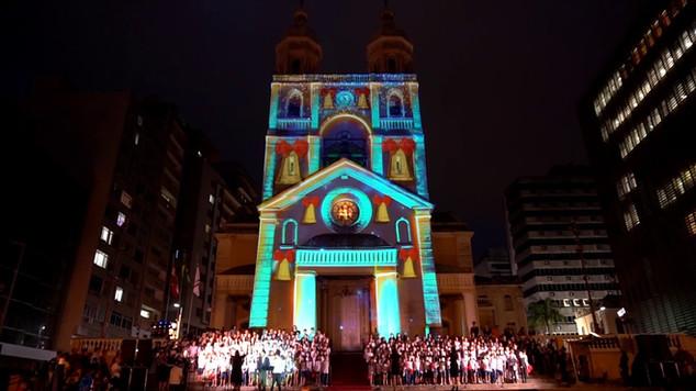Natal 2017 - Catedral Florianopolis