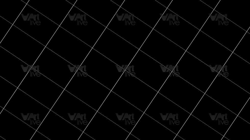 Neon Green Lines Loop - VA-3H-0084