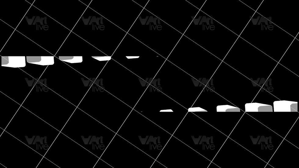 3D Geometric Shapes Loop - VA-3H-0044