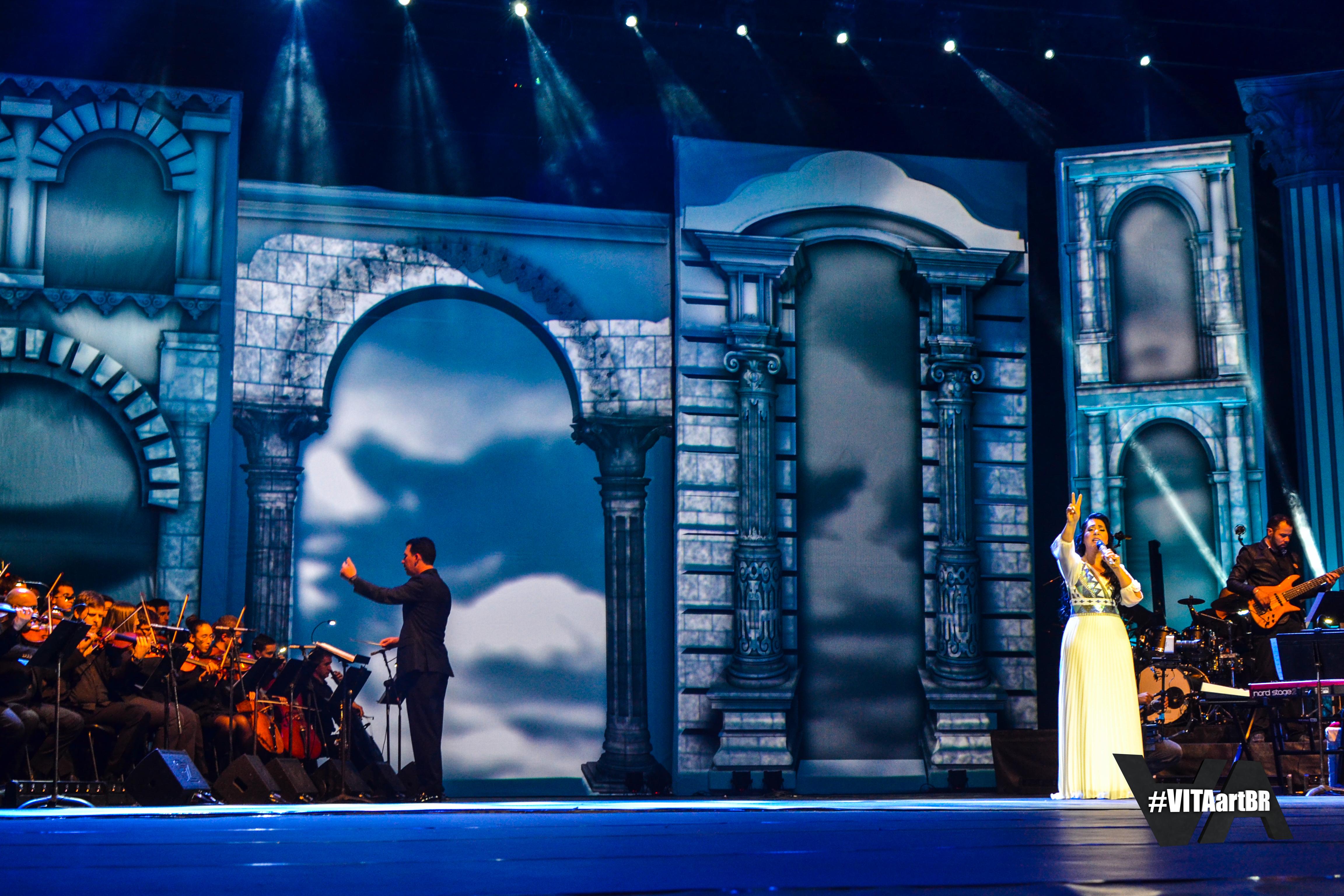 Show - PR - Curitiba - DVD Mara Lima - 5