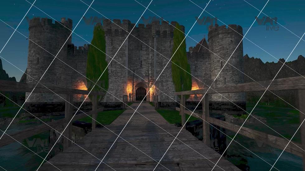 3D Magic Castle  - VA-KM0004